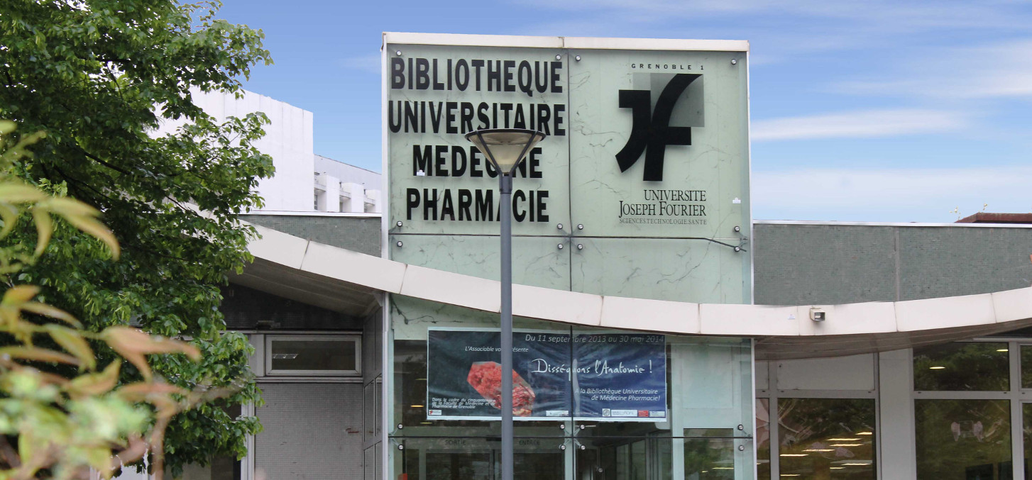 BU Médecine Pharmacie